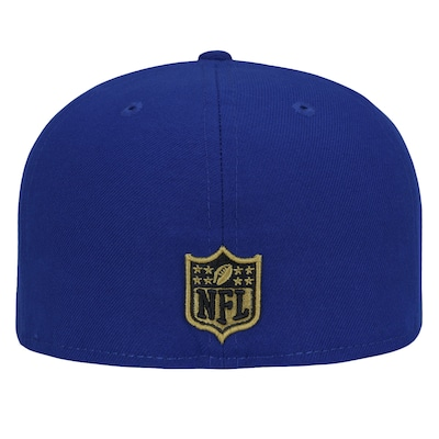 Boné Aba Reta New Era 59FIFTY New York Giants NFL Blue - Fechado - Adulto