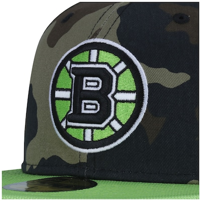 Boné Aba Reta New Era 59FIFTY Boston Bruins NHL - Fechado - Adulto