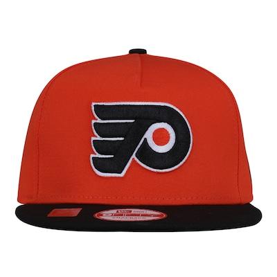 Boné Aba Reta New Era 9FIFTY Philadelphia Flyers Frame NHL - Snapback - Adulto