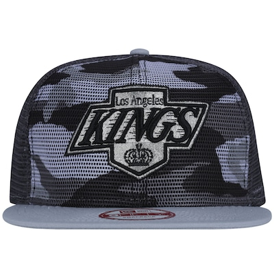 Boné Aba Reta New Era 9FIFTY Los Angeles Kings Vintage NHL - Trucker - Snapback - Adulto