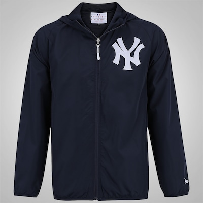 Jaqueta de Moletom com Capuz New Era New York Yankees MLB Team - Masculina