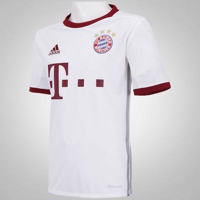 Camisa Bayern de Munique III 16/17 adidas - Infantil