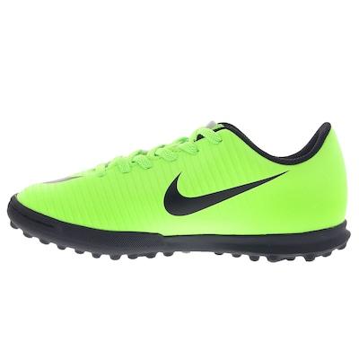 Chuteira Society Nike Mercurial Vortex III TF - Infantil