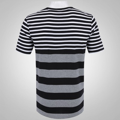 Camiseta Puma Fun Dry Stripe - Masculina