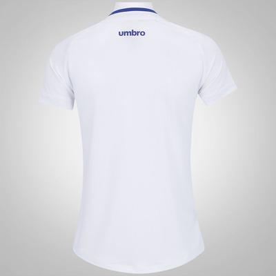 Camisa do Cruzeiro II 2016 Umbro - Feminina
