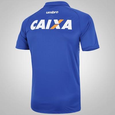 Camisa do Cruzeiro I 2016 Umbro - Masculina