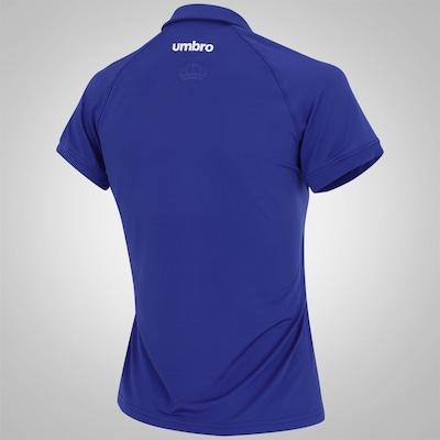Camisa do Cruzeiro I 2016 Umbro - Feminina