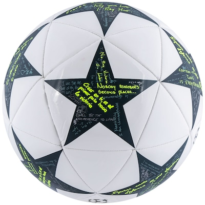 Bola de Futebol de Campo adidas UCL Finale 16 Capitano