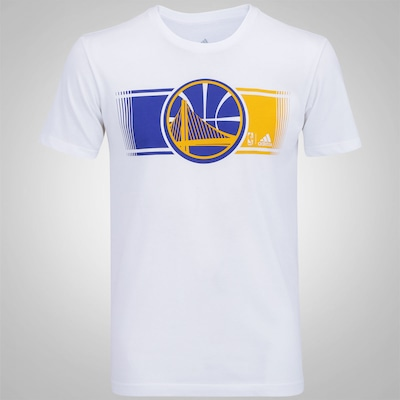 Camiseta adidas Golden State Warriors NBA - Masculina