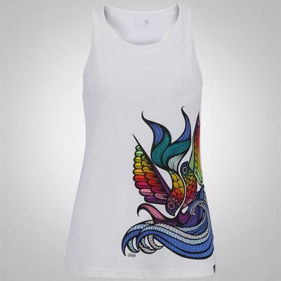 Camiseta Regata adidas Beauty City TK - Feminina