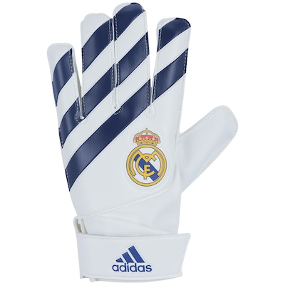Luvas de Goleiro adidas Real Madrid Lite - Adulto