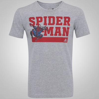 Camiseta adidas Spider Man - Adulto