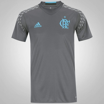 Camisa de Goleiro do Flamengo II 2016 adidas - Masculina