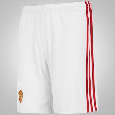 Calção Manchester United I 16/17 adidas - Masculina