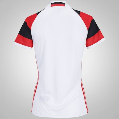 Camisa do Flamengo II 2016 adidas - Feminina