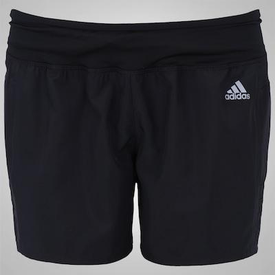 Shorts adidas Response - Feminino
