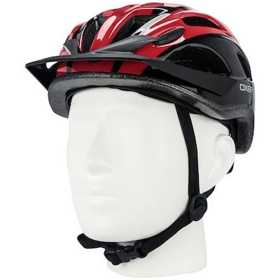 Capacete para Bike com Led Oxer S291 - Adulto