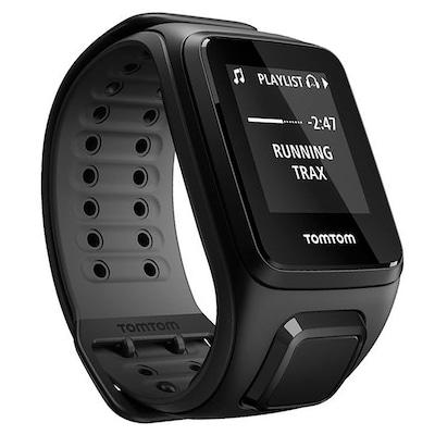 Relógio Monitor Cardiaco TomTom GPS Runner 2 Music + Fone de Ouvido - Adulto
