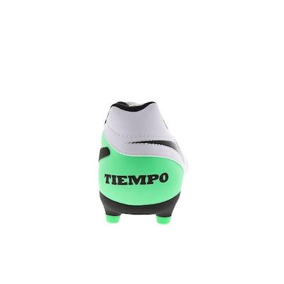 Chuteira de Campo Nike Tiempo III FG - Adulto