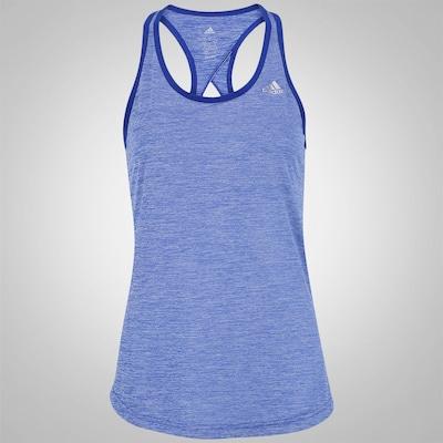 Camiseta Regata adidas Keyhole - Feminina