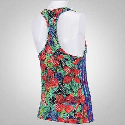 Camiseta Regata com Proteção Solar adidas LW Wolk G1 Salinas - Feminina