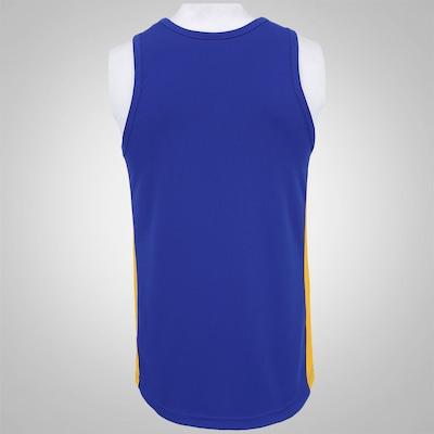 Camiseta Regata adidas Golden State Warriors NBA MAC - Masculina
