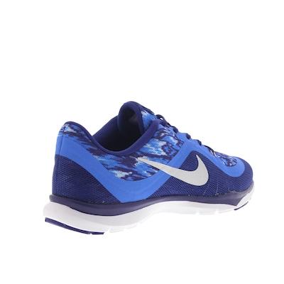 Tênis Nike Flex Trainer 6 Print - Feminino