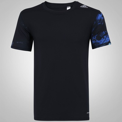 Camiseta adidas TF Base Fit Graf - Adulto