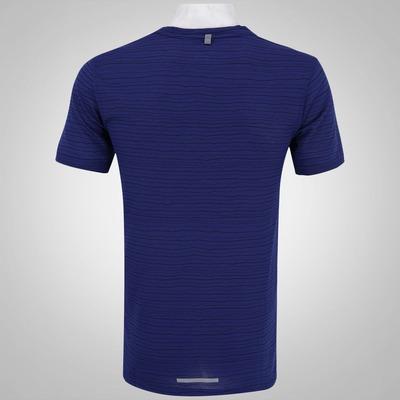 Camiseta Nike DF Cool Tailwind Stripe - Masculina