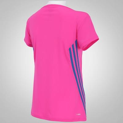 Camiseta adidas MF LW 3S - Feminina