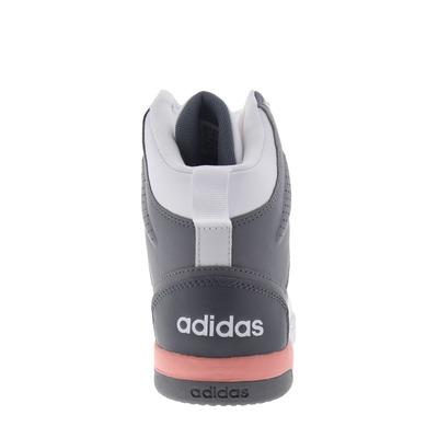 Tênis adidas Hoops Team Mid - Feminino