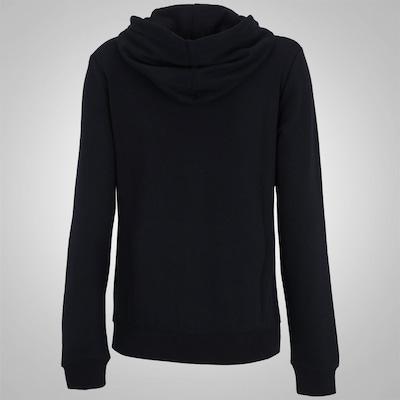 Jaqueta com Capuz Nike Sportswear HDY FLC FZ - Feminina