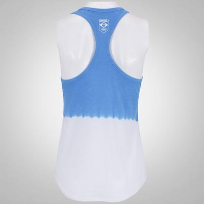 Camiseta Regata Nike Sportswear Brasil - Feminina