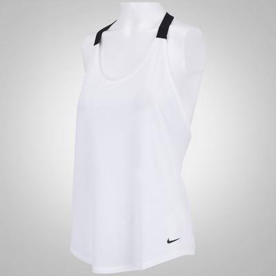 Camiseta Regata Nike Televate Elastika - Feminina