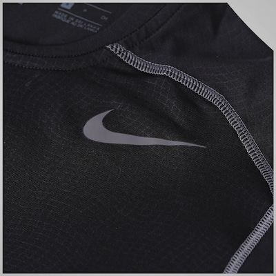 Camisa de Compressão Manga Longa Nike Hypercool - Masculina