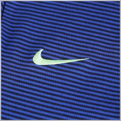 Camisa Polo Barcelona Nike Auth Slim - Masculino