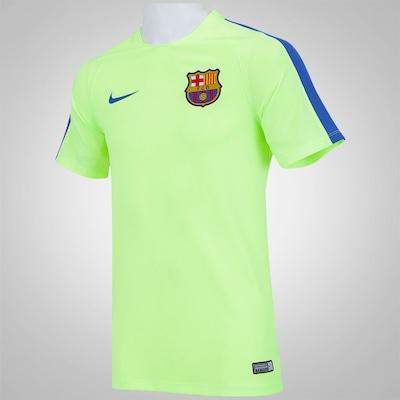 Camisa Barcelona Nike Dry Top - Masculina