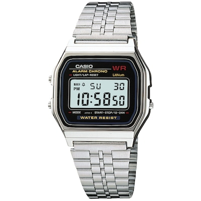 Relógio Digital Casio Vintage A159W - Masculino