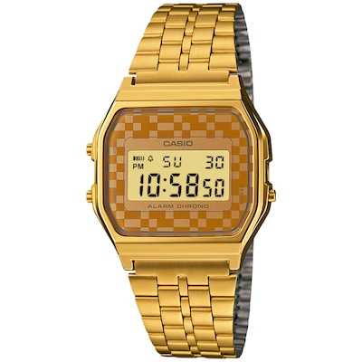 Relógio Digital Casio Vintage A159WGEA - Masculino