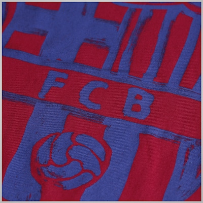 Camiseta Barcelona Nike Crest - Masculina