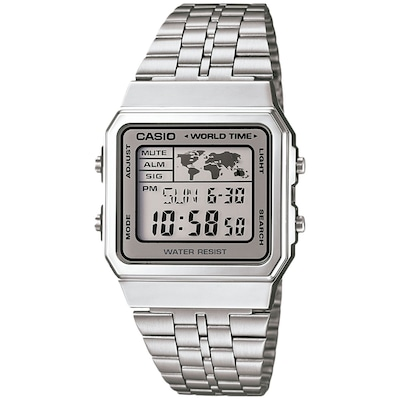 Relógio Digital Casio Vintage A500WA - Masculino
