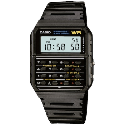 Relógio Digital Casio Vintage CA53W - Masculino