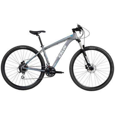 Mountain Bike Caloi Atacama Aro 29 - Freio a Disco - Câmbios Shimano - 24 Marchas