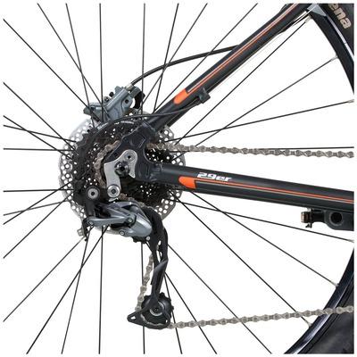 Mountain Bike Caloi Moab Aro 29 - Freio a Disco - Câmbio Shimano - 27 Marchas - Adulto