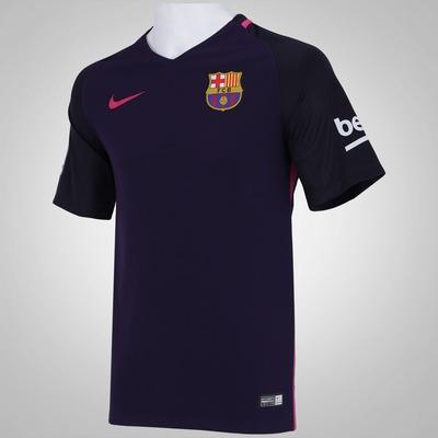 Camisa Barcelona II 16/17 Nike - Masculina