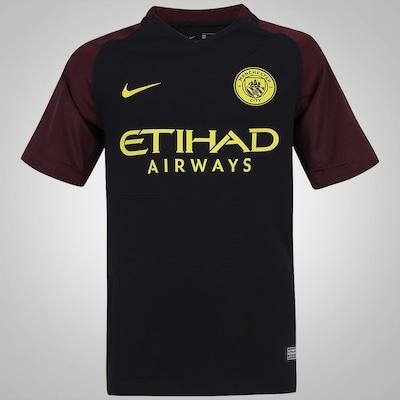 Camisa Manchester City II 16/17 Nike - Infantil