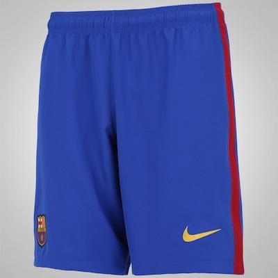Calção Barcelona 16/17 Nike - Masculino
