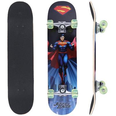 Skate Street Liga da Justiça DC Comics Super-Homem