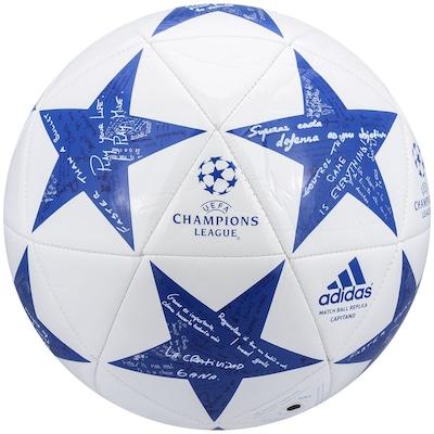 Bola de Futebol de Campo adidas Finale 16 Chelsea Capitano