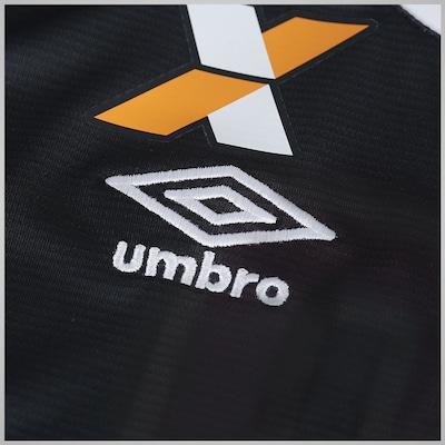 Camisa do Vasco I 2016 nº 10 Umbro - Infantil